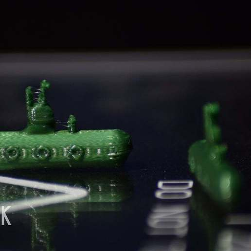Download free STL file Nautic Xplorer One • Template to 3D print, Henry_Millenium