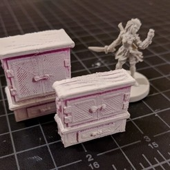 Free 3D model Cabinets for Gloomhaven, RobagoN