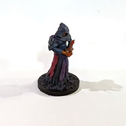Free STL file Gloomhaven Monster - Cultist, RobagoN