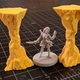 Download 3D print files Rock Column for Gloomhaven, RobagoN