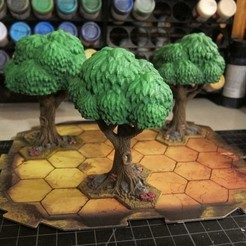 3D printer models Tree for Gloomhaven, RobagoN