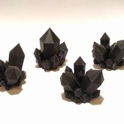 Download free 3D printer model Crystals for Gloomhaven, RobagoN