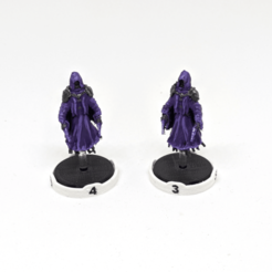 Robagon_HarrowerInfestor.png Download free STL file Gloomhaven Monster - Harrower Infestor Remix • 3D print template, RobagoN