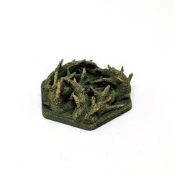 Download free 3D printer templates Thorns for Gloomhaven, RobagoN