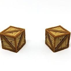 Télécharger fichier impression 3D Caisse - Multimatériau, RobagoN