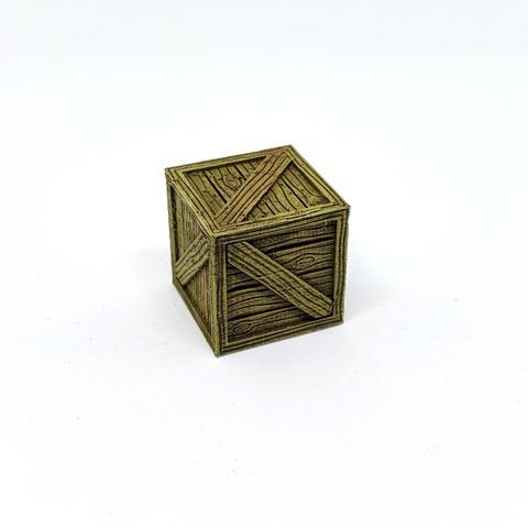 Descargar archivos STL gratis Caja de madera para Gloomhaven, RobagoN