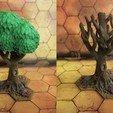 Fichier 3D Arbre pour Gloomhaven, RobagoN