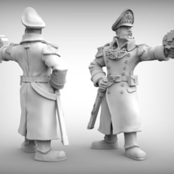 Free 3D printer model General Whoopass, BREXIT