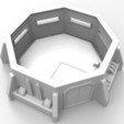 Descargar modelos 3D gratis Búnker Imperial, BREXIT