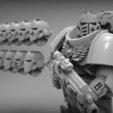 STL gratis cascos de ciencia ficción Knight - ¡gracias por los 1000 seguidores!, BREXIT
