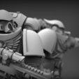 Download free 3D printer templates Marine Helmet, BREXIT