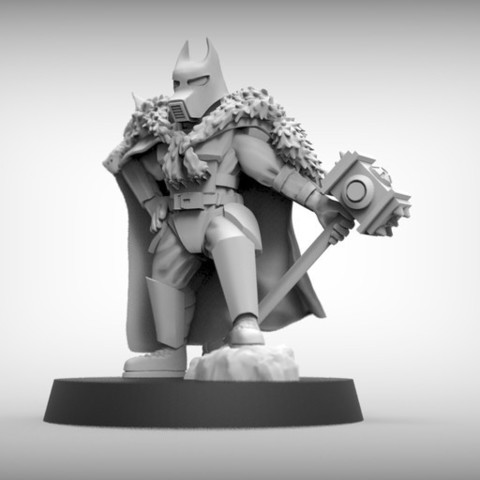 Free 3D printer files LORD - GUARD DOGS 28mm (RESIN), BREXIT