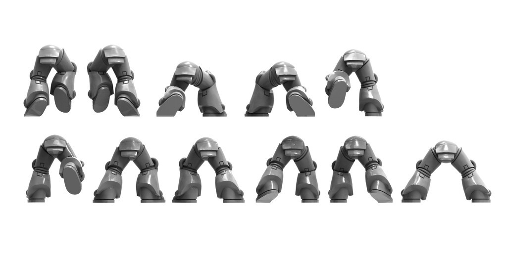 e1091d0097bcbdc9962367f362a365bb_display_large.jpg Download free STL file 11 pairs of power armour legs - 28mm heroic • Object to 3D print, BREXIT
