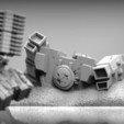 Free 3D model Space communist ship wreckage, BREXIT