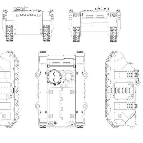 3c89994e4e601ab25cc102ab1952f3c6_display_large.jpg Download free STL file Rhinoceros • 3D printing template, BREXIT