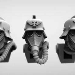 Descargar diseños 3D gratis Cabezales DKOK 28mm, BREXIT
