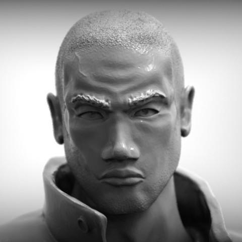 Descargar diseños 3D gratis Personaje cómico resucitado, BREXIT