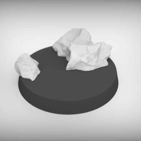 85cb27986d31a39bf29d02052227a035_display_large.jpg Télécharger fichier STL gratuit Roches pour le wargame (collection de 18 roches haute résolution) • Design pour impression 3D, BREXIT