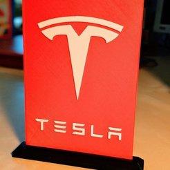Download free 3D printer files Tesla Obelisk, nullgel