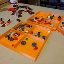 Free 3d printer model Parts Tray, nullgel