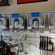 Free STL Filament Color Swatch Kit, nullgel