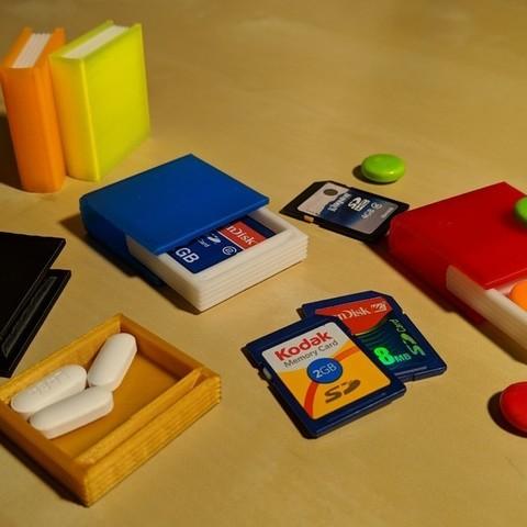Imprimir en 3D gratis Pequeño libro secreto, nullgel
