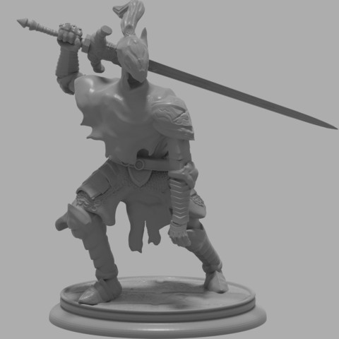 Free 3D print files Artorias the Abysswalker, KerberosFi