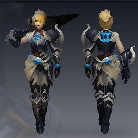 Download free 3D printer designs Championship Riven, KerberosFi