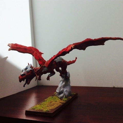 Download free 3D printer designs Sun Dragon, KerberosFi