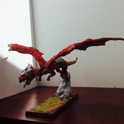 Free STL Sun Dragon, KerberosFi