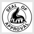 61aced33b12084602b618db8d64c10cf_display_large.jpg Download free STL file Seal of Approval • 3D printable model, KerberosFi