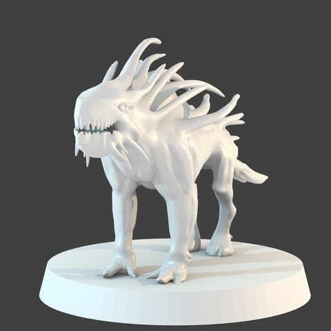 Download free 3D printing designs Akata (Starfinder), cody5