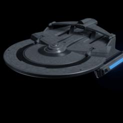 miranda-class.png Télécharger fichier STL gratuit USS Reliant (vaisseau de la classe Miranda) • Plan pour imprimante 3D, cody5