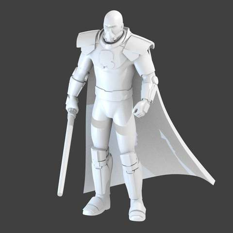 Descargar modelo 3D gratis Darth Malgus, cody5