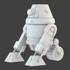 Download free 3D printer model Sith Astromech, cody5