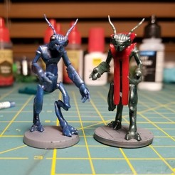 Free 3D print files Shirren (Starfinder), cody5