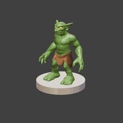 Download free STL Goblin, cody5
