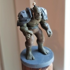 Download free STL files Orc Leader, cody5