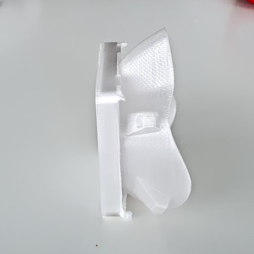 20200321_122123.jpg Download free STL file Covid corona mask - use with vacuum cleaner bag. Easy breathing.  • 3D printing template, mcermak