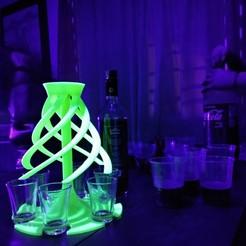 IMG_20201101_012112.jpg Télécharger fichier STL Distributeur de boissons ludiques • Plan à imprimer en 3D, Azrrambo
