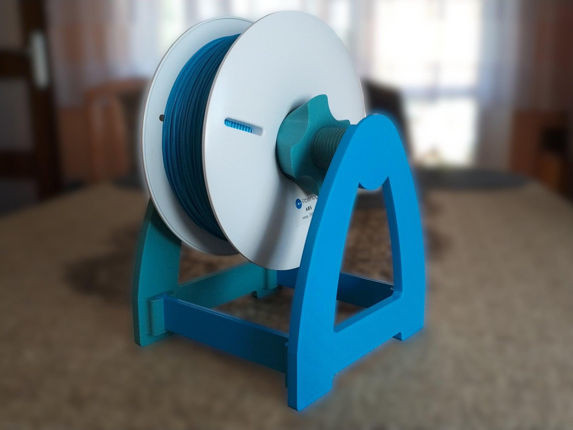Spoolholder1111.jpg Télécharger fichier STL gratuit Support de bobine • Design pour imprimante 3D, pawlo444444