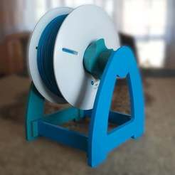 Download free STL file Spool Stand • 3D printable model, pawlo444444