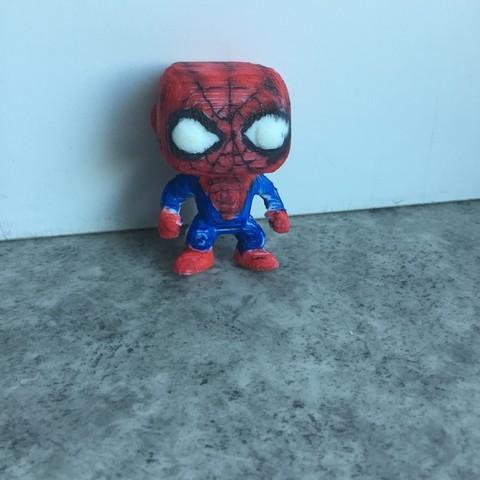 Download 3d Printer Templates Spiderman Cults