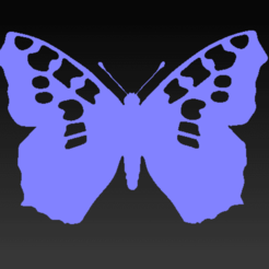 Screen Shot 2020-09-08 at 15.12.36.png Télécharger fichier STL papillon en écaille de tortue • Design pour impression 3D, SpaceCadetDesigns