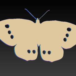 Screen Shot 2020-09-08 at 15.36.55.png Télécharger fichier STL papillon annelé • Plan pour imprimante 3D, SpaceCadetDesigns