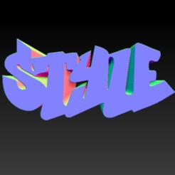 Screenshot 2020-11-03 at 16.33.00.png Télécharger fichier STL STYLE GRAFFITI • Objet pour imprimante 3D, SpaceCadetDesigns