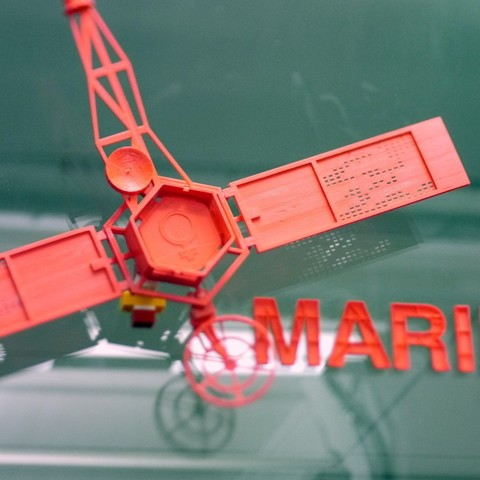 Download free 3D printer files Mariner, Slagerqod