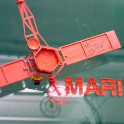 Download free 3D printer files Mariner, Slagerqod