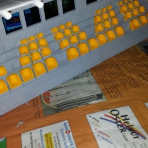 image_display_large.jpg Télécharger fichier STL gratuit Grand support pour circuit Slotcar • Plan imprimable en 3D, Slagerqod
