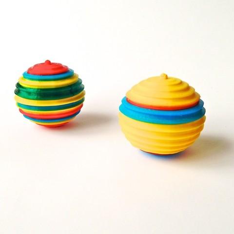 Free 3D printer files Christmas fx BOMB, Slagerqod
